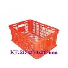 Thùng nhựa HS018