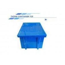 Thùng nhựa T25