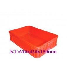 Thùng nhựa HS007