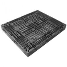 Pallet nhựa đen 1200x1000x120mm