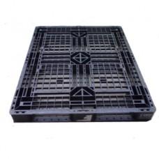 Pallet nhựa đen 1300x1100x130mm