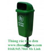 Thùng rác treo Composite 50 Lít  FTR50