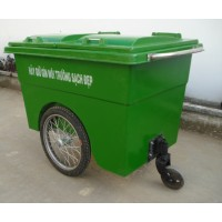 Dustbin 660 liters Botech Composite FTR011