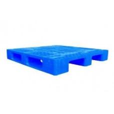 Pallet nhựa 1100x1100mm (tải động-tải tĩnh: 1-4 tấn)