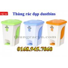 Thùng rác đạp chân Dustbin