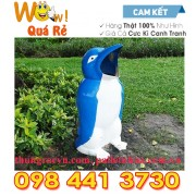 Thùng rác chim cánh cụt composite